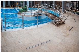 Balcony and terrace drainage 3